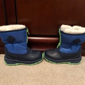 Carter's Shoes - Carter's Boy's Snow Boots